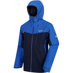 Regatta Birchdale Veste Homme, surf spray/navy reflective